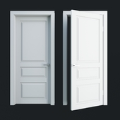 Door interior №1