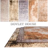Carpets DOVLET HOUSE 5 pieces (part 238)