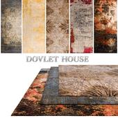 Carpets DOVLET HOUSE 5 pieces (part 239)