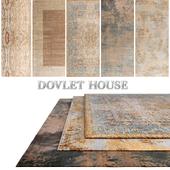Carpets DOVLET HOUSE 5 pieces (part 240)