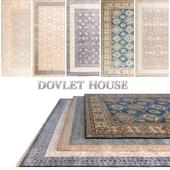 Carpets DOVLET HOUSE 5 pieces (part 241)