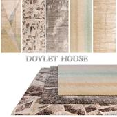 Carpets DOVLET HOUSE 5 pieces (part 242)