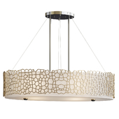 Houseology Nantes Oval Chandelier