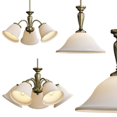 Cougar Stepney 5 Light Pendant
