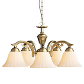 Cougar Edgewood 5 Light Pendant & Reviews