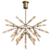 Tech Lighting Spur Grande Chandelier