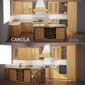 Kitchen CAROLA, Classic Collection F-ARREX