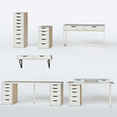 Ikea Alex set
