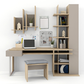 Furniture Gautie collection GRAPHIC part 02