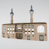 Rural mosque - Fantasy