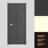 Alexandrian doors: model Labirint 4 (collection Premio)