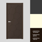 Alexandrian doors: model Labirint 5 (collection Premio)