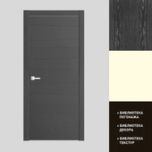 Alexandrian doors: Mix 4 model (Premio collection)