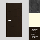 Alexandrian doors: Mix 5 model (Premio collection)