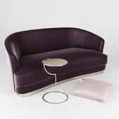 Saari sofa by Brabbu