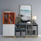 Cabinet combination Ikea 2