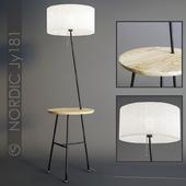 Floor lamp TRAZOS NORDIC Jy181 Floor Lamps