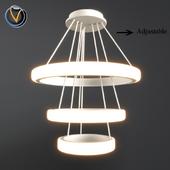 Modern Dinning Room LED Round Pendant Lighting