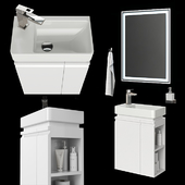 Mini washbasin Laufen Pro S 815955.