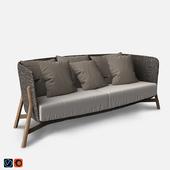 Point ROUND Sofa 3