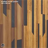Wood panels - craft