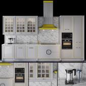 Kitchen Prestige Dama Quadri