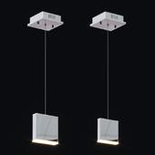 Brick 1-Light LED Pendants