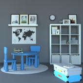 Children's furniture ikea