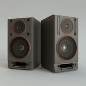 The acoustic system (Vega) - 35АС-105-1