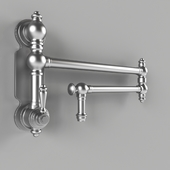 Traditional Wall Mounted Potfiller – Lever Handle