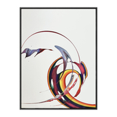 Abstract paintings set_04