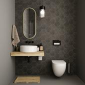 Bathroom Furniture I Мебель для ванной комнаты_07