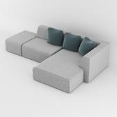 Infinity Kare Design Sofa