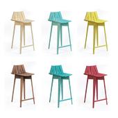 Frank by Mogg bar stool