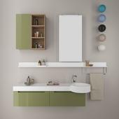 Scavolini Idro bathroom set