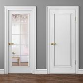 Doors Volkhovets Paris 8101 and 8102