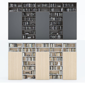 Bookcase Poliform 06