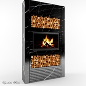 Fireplace No. 34