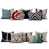 Nordic Design Pillow Cases