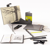 Desktop accessories moleskine