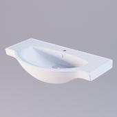 Sink Sanita Luxe Classic 90