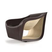split armchair Ale Hull Studio