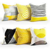 Yellow_Abstraction_Pillow_Set_001
