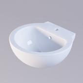 Sanita Luxe Art washbasin