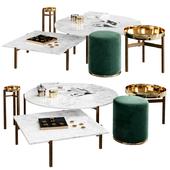 Gallotti & Radice Coffee table Twelve
