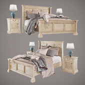 Bolanburg Queen Bed with 2 Nightstands