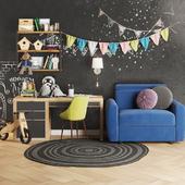 children room set 3