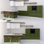 kitchen set Modena (ADM)