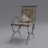 chair forged