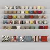 hermes fabric pillow set of 50 items